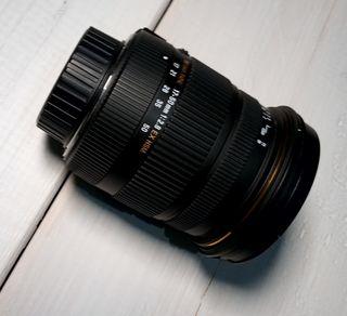 Objetivo Sigma 17-50 2.8 EX DC OS Nikon