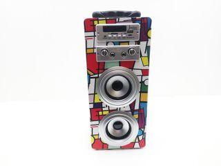 Altavoz Bluetooth Biwond Joybox Karaoke Pica 85518