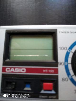 5a7b8453de1f Reloj Casio antiguo de segunda mano en WALLAPOP
