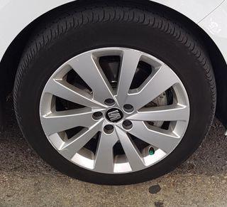 Llantas + ruedas de coche