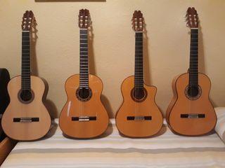 Guitarras españolas artesanas