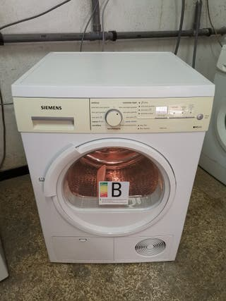 Secadora Siemens 8kg Condensación