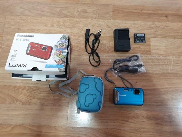 cámara sumergible Panasonic Lumix