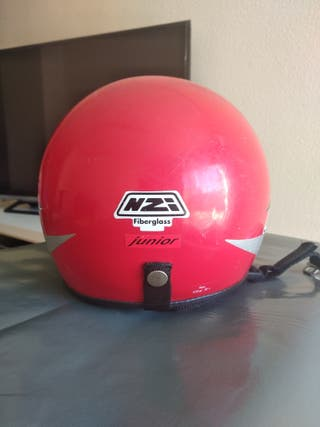 Casco niño junior NZI