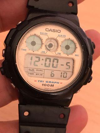 5632d6eb0e76 Reloj Casio de segunda mano en la provincia de Sevilla en WALLAPOP