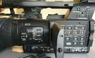 Camara Panasonic AG-HMC151E