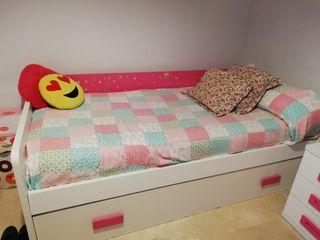 cama nido 2 camas