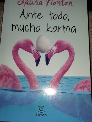 Libro. Ante todo mucho Karma