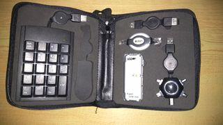 Estuche con 5 accesorios para portatil