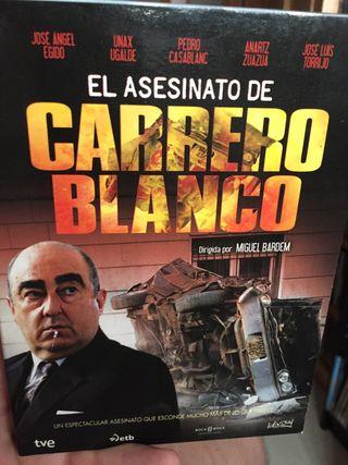 DVD el asesinato de Carrero Blanco. 2 discos