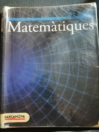 LIBRO DE MATEMÁTICAS (4° ESO)