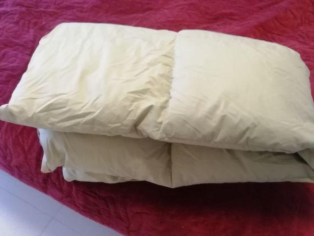 nordico de plumas para cama de 90