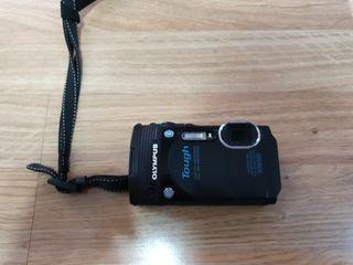 cámara sumergible olympus tg 860
