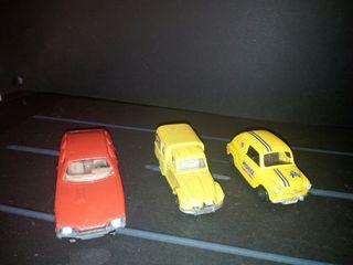 coches colección