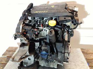 Motor completo RENAULT SCENIC RX4 1.9 dCi Diesel