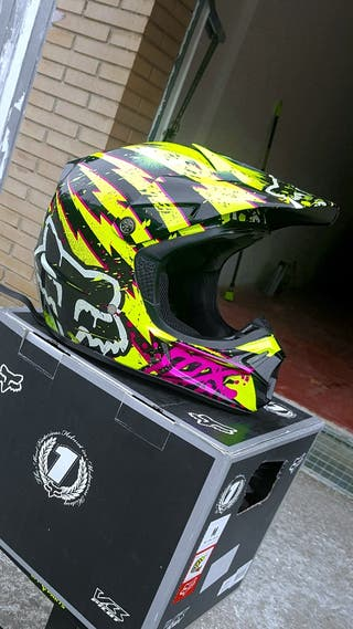 Casco Fox V3