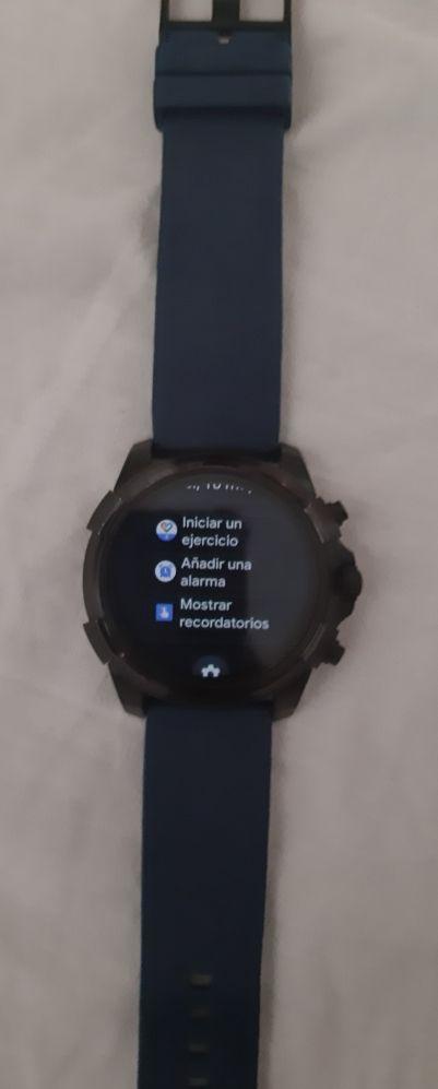Diesel Reloj Digital para Hombre con muy poco uso