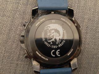 63827a91ad48 Diesel Reloj Digital para Hombre con muy poco uso