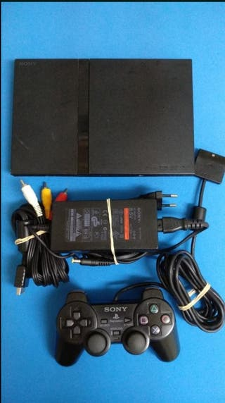 Consola Sony Playstation 2 (pstwo) ps2