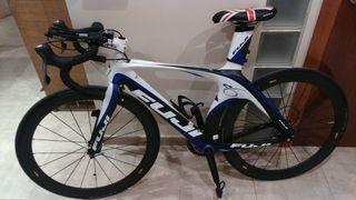 bicicleta carretera o triatlon