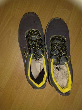 zapatos de seguridad 44