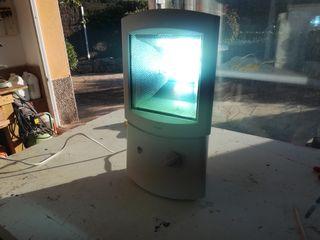 Lámpara bronceadora rayos UVA Philips