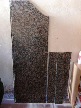 Se vende encimera de granito