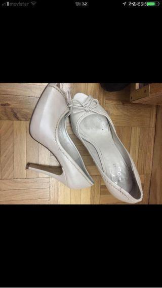 903a1a61 Zapatos de novia de plataforma de segunda mano en la provincia de ...