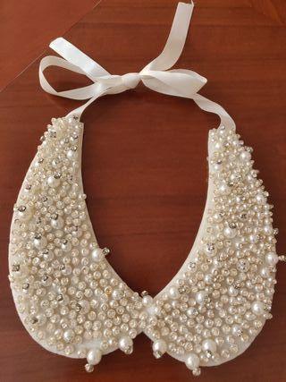 9c608020b4a7 Collar de perlas de segunda mano en la provincia de Valencia en WALLAPOP