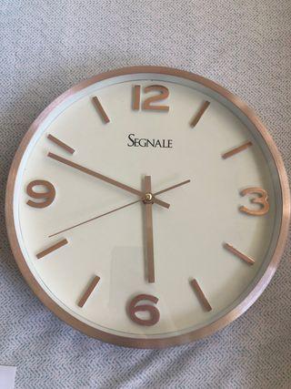 e17e7ba28f4b Reloj de pared de segunda mano en Valencia en WALLAPOP