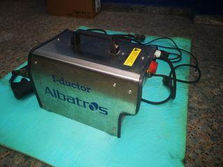 máquina de inducción albatros