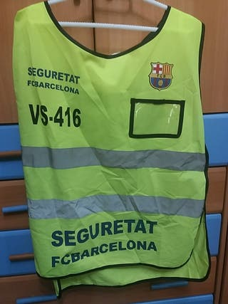 chaleco Barça