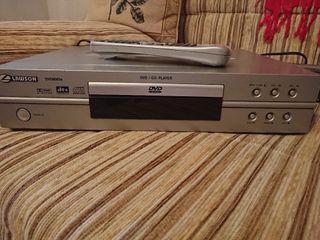 reproductor de dvd, compact Disc