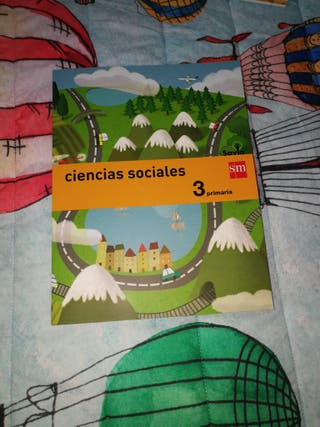 LIBRO SM NUEVO CIENCIAS SOCIALES 3 PRIMARIA Y SM