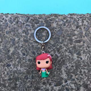 Llavero Pocket Pop La Sirenita Ariel
