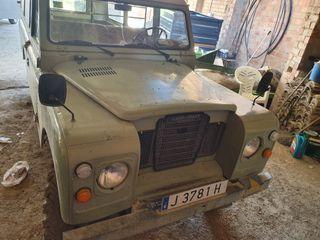 Land Rover santana 109 1984
