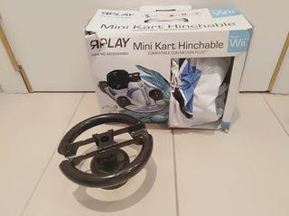 Wii Mini Karc Hinchable