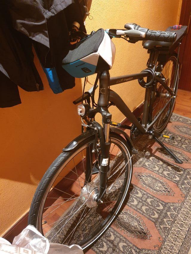 bicicleta electrica marca freedom