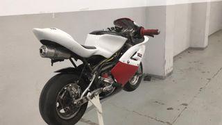 Mini moto zpf