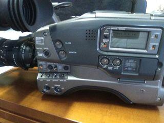 Videocámara profesional JVC dv500