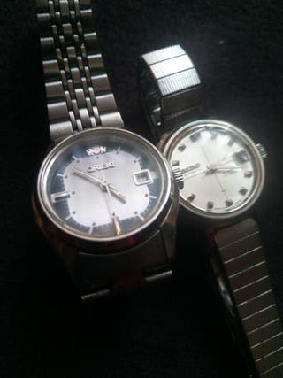 3a749d674461 Reloj automático mujer de segunda mano en WALLAPOP