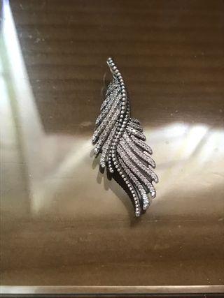 Collar pandora plata