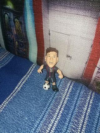 muñeco Messi