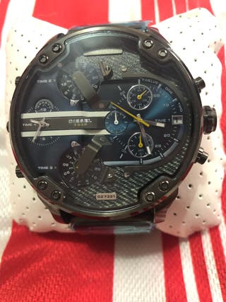 fafe5714f0d4 Correa Reloj Diesel de segunda mano en Barcelona en WALLAPOP