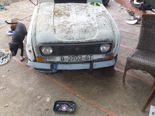 Renault 4 1975