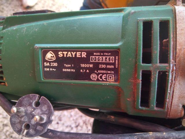 Radial Stayer SA 230