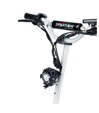 Sparrow - Scooter Eléctrico, potencia 1600/2000W,