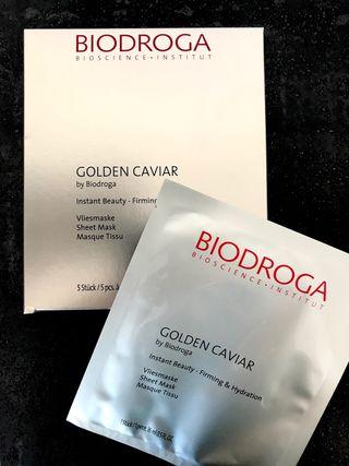 BIODROGA GOLDEN CAVIAR