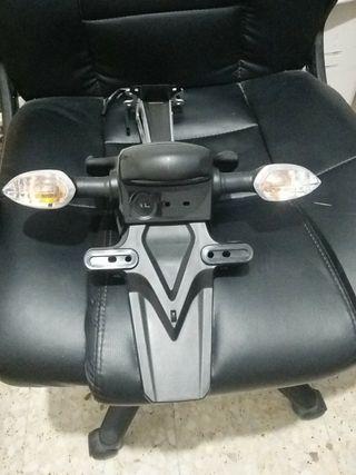 Portamatricula Yamaha MT 07 Original