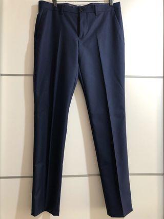 Pantalones nuevos de hombre para vestir. Zara
